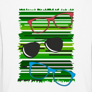 Decorative sunglasses - Kids' Premium Longsleeve Shirt