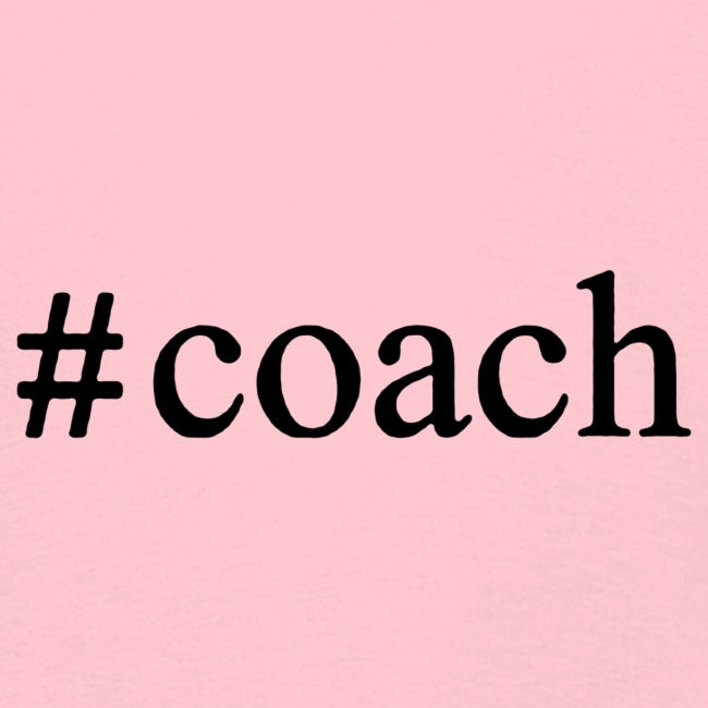 Black Coach Hashtag