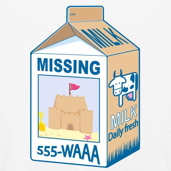 Missing : Sand castle
