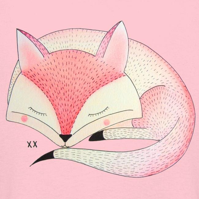 roze vos