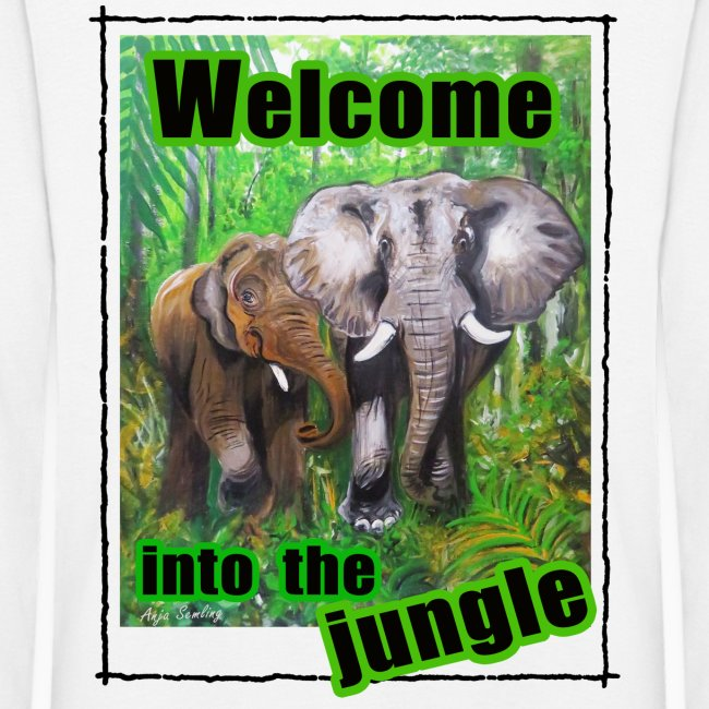 Willkommen im Dschungel