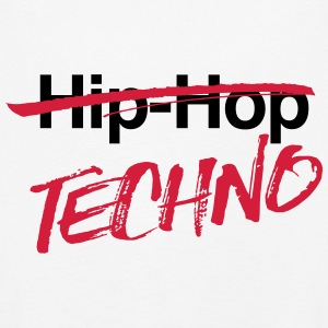 Techno, no hiphop - Kids' Premium Longsleeve Shirt