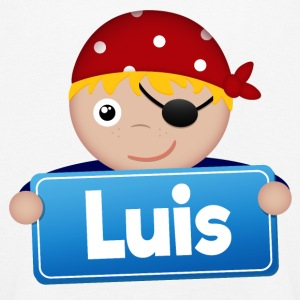 Little Pirate Luis - Kids' Premium Longsleeve Shirt