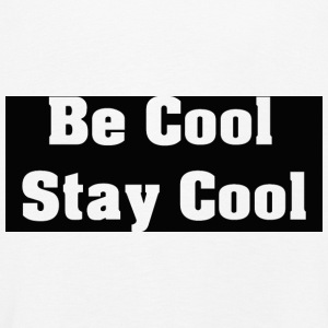 Be Cool Stay Cool - Långärmad premium-T-shirt barn