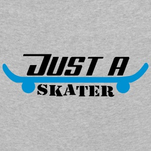 Just A Skater - Premium langermet T-skjorte for barn