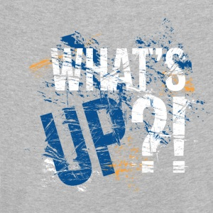 WHAT`S UP?! - Kinder Premium Langarmshirt