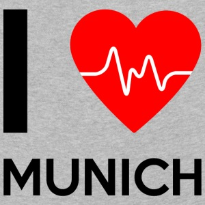 I Love Munich - I love Munich - Kids' Premium Longsleeve Shirt