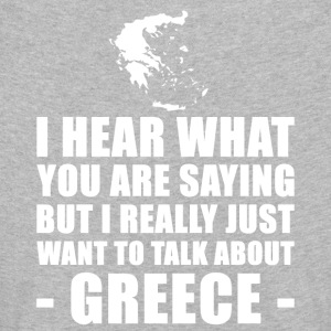 Funny Greece Vacation Gift Idea - Kids' Premium Longsleeve Shirt