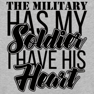 Military / Soldiers: The Military Has My Soldier, I - Kids' Premium Longsleeve Shirt