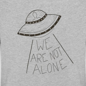 We are not alone - Kids' Premium Longsleeve Shirt
