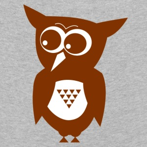 Brown owl - Kids' Premium Longsleeve Shirt