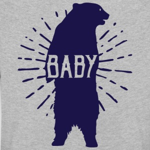 Baby Bear Mother s Day - Kinder Premium Langarmshirt