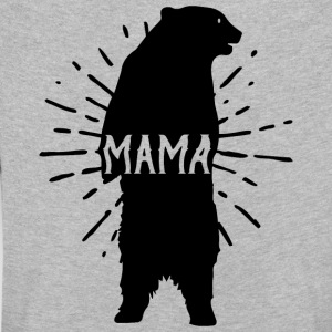 Mama Bear Mothers Day - muttertag - Kinder Premium Langarmshirt