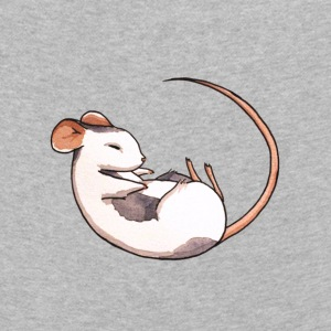 Sleeping mouse - Kids' Premium Longsleeve Shirt