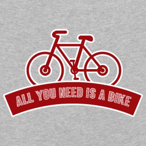 Bicycle: All you need is a bike - Kids' Premium Longsleeve Shirt
