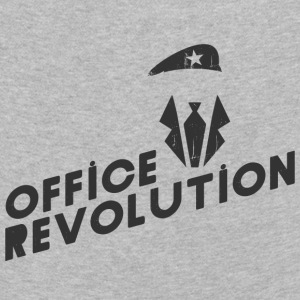 Office revolution - Långärmad premium-T-shirt barn