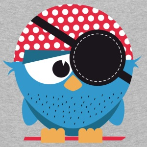 Birdie Pirate - Premium langermet T-skjorte for barn