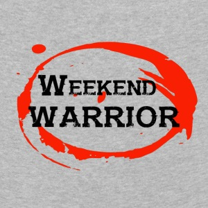 Shirt Weekend Warrior Weekend Party - Kids' Premium Longsleeve Shirt