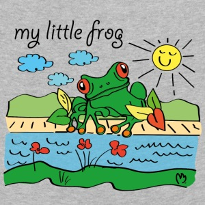 my little frog - Kinder Premium Langarmshirt