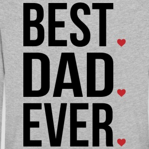 Best Dad Ever Love Fathers day - vatertag - Kinder Premium Langarmshirt