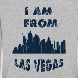 Las vegas I am from - Kids' Premium Longsleeve Shirt