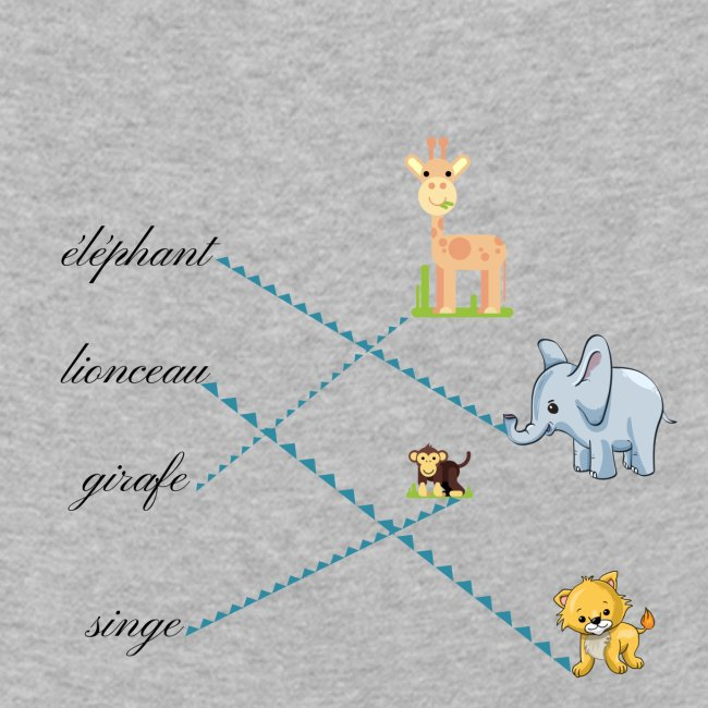 animaux de la savane.