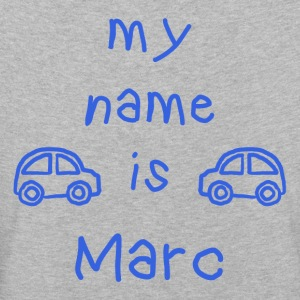 MY NAME IS MARC - Premium langermet T-skjorte for barn