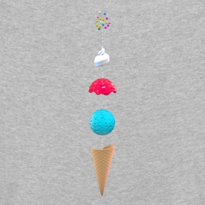 Josz DESIGN - Ice Cream - Kids' Premium Longsleeve Shirt