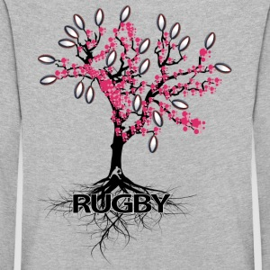 THE RUGBY TREE - Kids' Premium Longsleeve Shirt