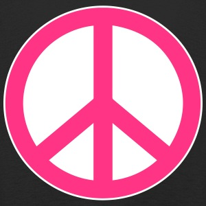 Peace, Love and Happiness - Kinderen Premium shirt met lange mouwen