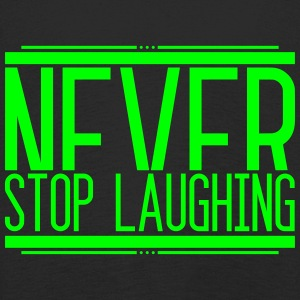 NeverStop Laughing 001 AllroundDesigns - Kids' Premium Longsleeve Shirt
