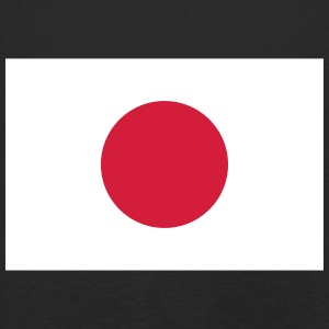 Nationalflagge von Japan - Kinder Premium Langarmshirt