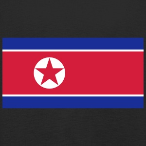 National Flag Of North Korea - Kids' Premium Longsleeve Shirt