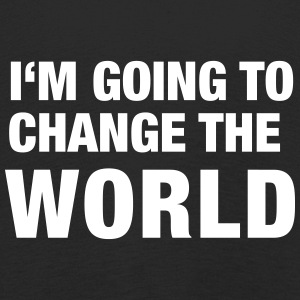 I'm going to change the World - Kinder Premium Langarmshirt