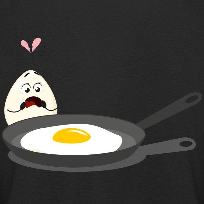 Broken Love, Eier, Liebespaar