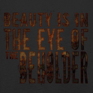 Beauty is in the mind of the beholder - Kids' Premium Longsleeve Shirt