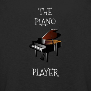 Piano player - Långärmad premium-T-shirt barn