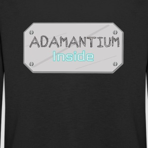 Adamantium it can't be broken - Kids' Premium Longsleeve Shirt
