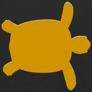 Real Swimming Sea Turtle - Kinderen Premium shirt met lange mouwen