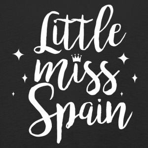 Little miss Spain - Kids' Premium Longsleeve Shirt