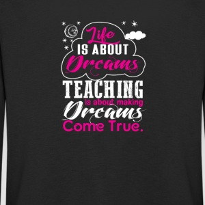 teacher - Kids' Premium Longsleeve Shirt