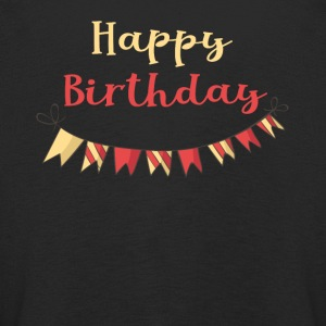 Happy Birthday - Kinder Premium Langarmshirt