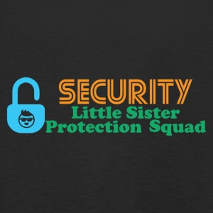 BIG BORTHER SECURITY - Kinder Premium Langarmshirt