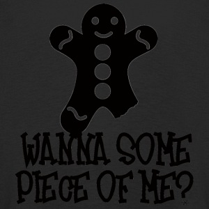 Christmas: Wanna Some Piece Of Me? - Kids' Premium Longsleeve Shirt
