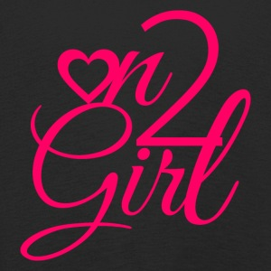 On2 Girl red - DanceShirts - Kids' Premium Longsleeve Shirt