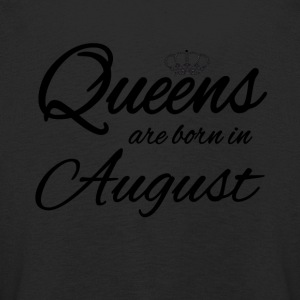 Queens Born August Princess Birthday Birthday - Kids' Premium Longsleeve Shirt