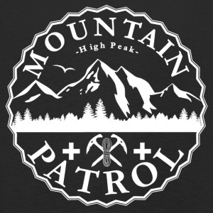 Mountain Patrol - Kids' Premium Longsleeve Shirt