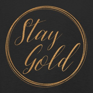 Stay gold - Kids' Premium Longsleeve Shirt