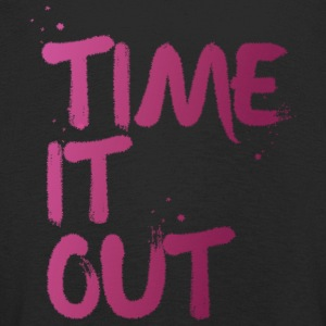 Time it out - Kids' Premium Longsleeve Shirt