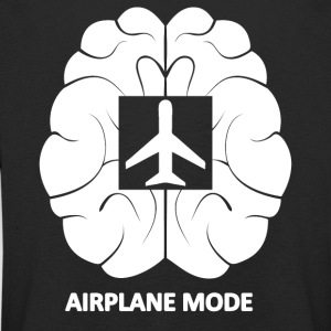 brainairplanemode wite - T-shirt manches longues Premium Enfant